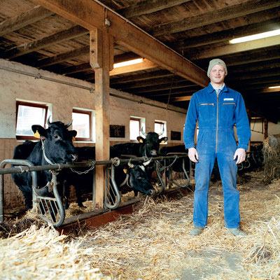 Hannes | Farmer | Heimat 2005