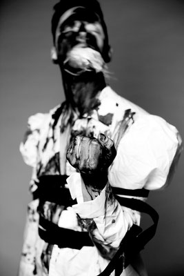 Mads Dinesen Black Oily Roots Research | 2010