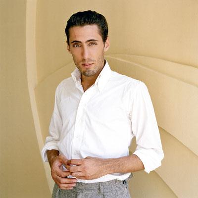 Aaron | Actor | Berlin 2003
