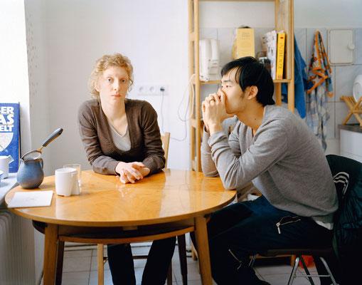 Anne & Takuto | Friends | Berlin 2007
