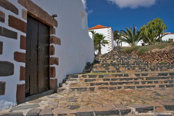 Betancuria - die unter Denkmalschutz stehende ehemalige Hauptstadt Fuerteventuras