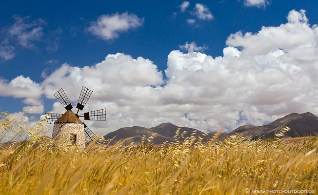 Windmühle bei Tefia