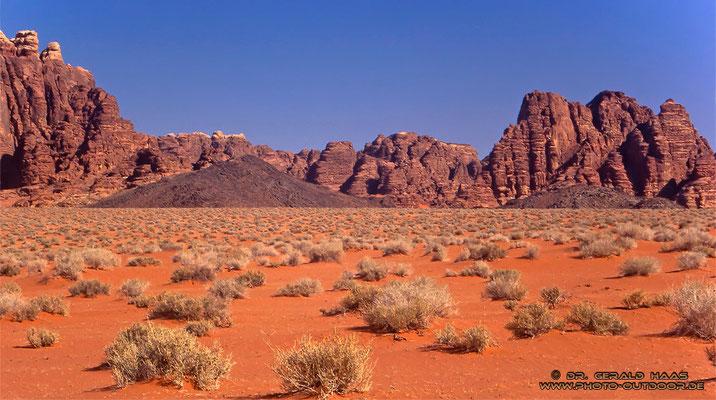 Wüste Ram, Jordanien