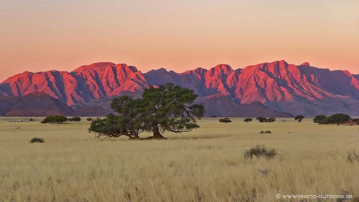 Afrikas Pastellfarben