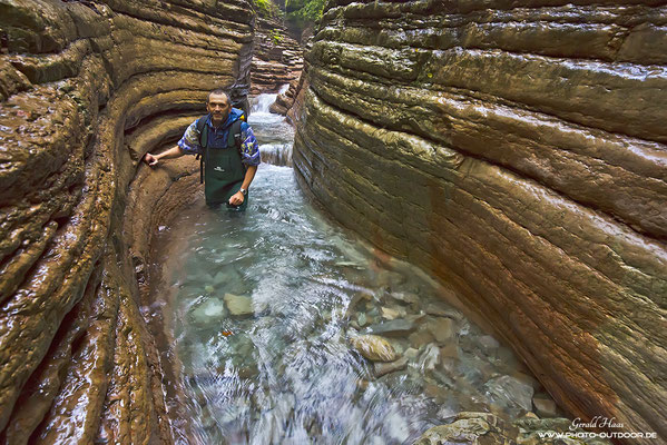Ein nasses Vergnügen: Bachphotographie in Österreich