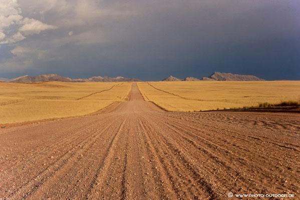 Auf Pad im Namib-Naukluft-Park