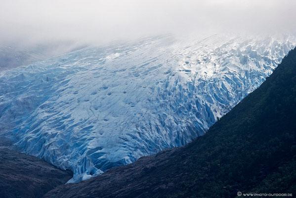 Svartissen-Gletscher