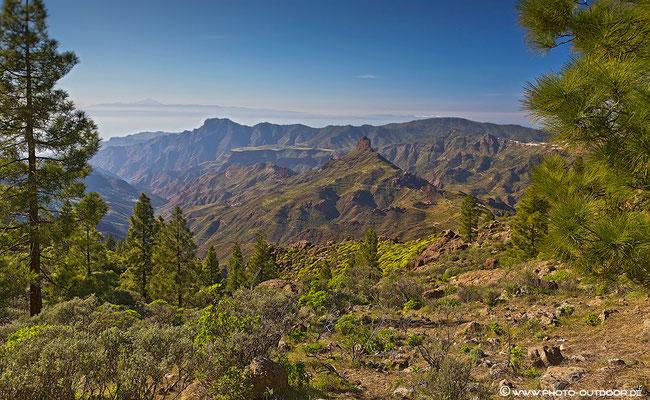 Inselmitte Gran Canaria