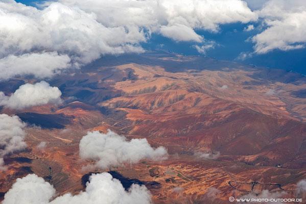 Fuerteventura von oben