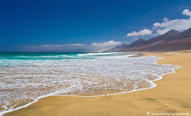 Traumstrand Playa Cofete - und fast keine Leute...
