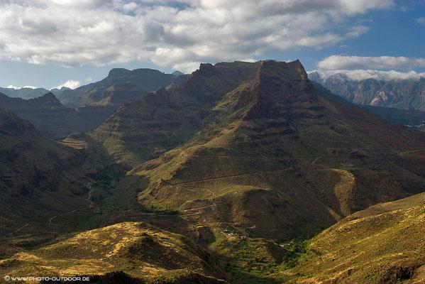 Hinterland von Gran Canaria