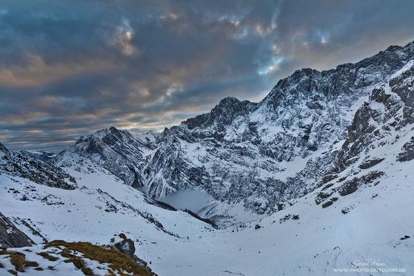 Morgenstimmung im Karwendel