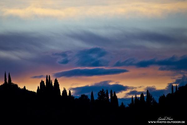 Morgenstimmung in Korfu