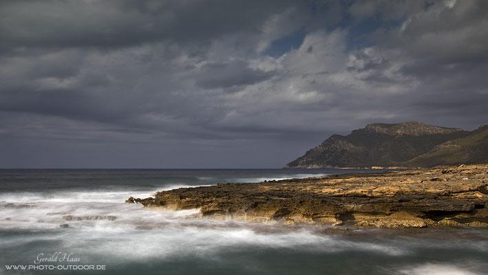 Eine Bucht im Osten der Insel.