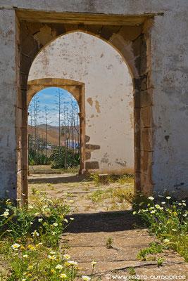 Ausblick vom Kloster