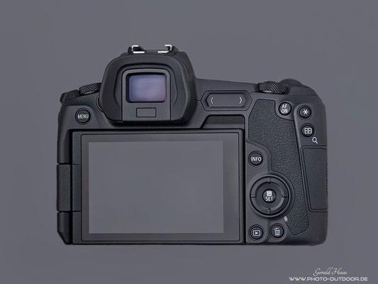 Canon EOS R Rückseite