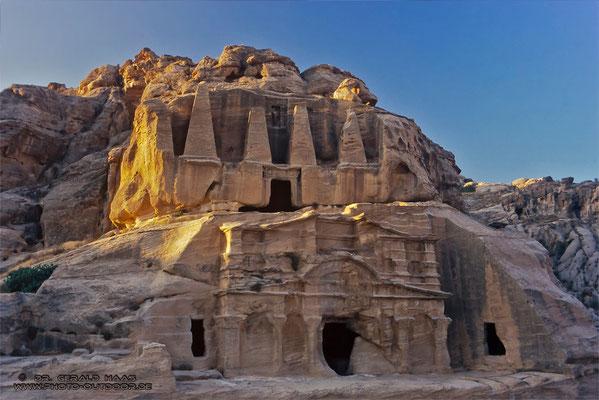 Bauwerk in Petra