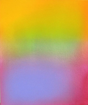 瞑想   F8 (45.5x38)   2014