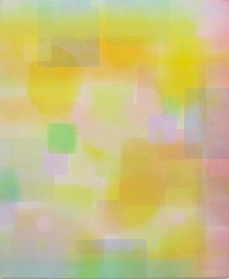 春の窓   F12 (60.6x50cm) 2016