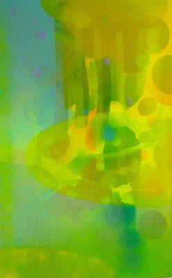 木々の戯れ  P5(35x24cm) 2013