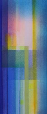 インスピレーション    71x35.3cm   2016