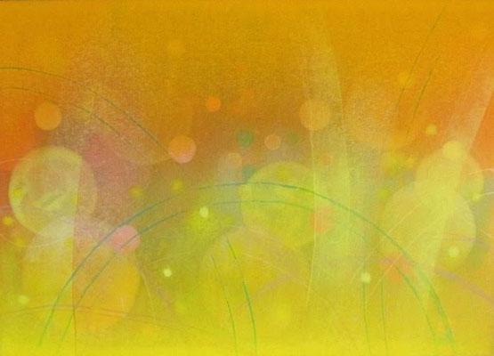 風と光    F4(33.3x24.2cm) 2013
