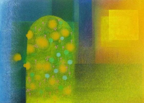 リズム F4(33.3x24.2cm)  2013