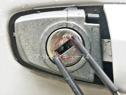 Volkswagenゴルフ7 フリーホイルシリンダー
