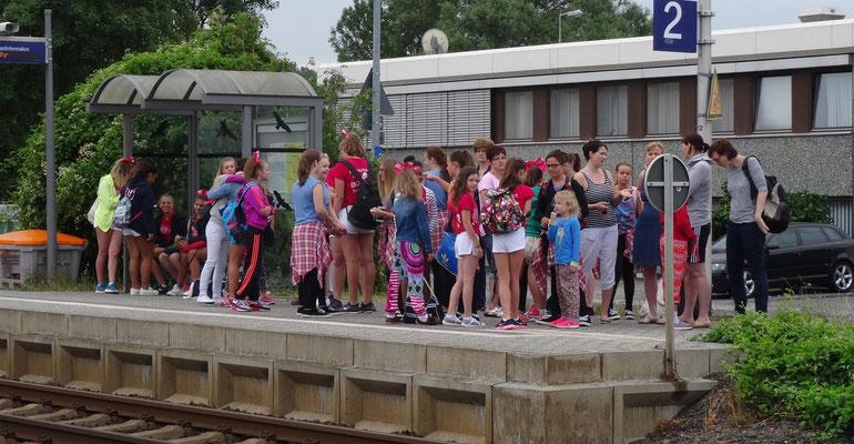 Mit der Bahn zum Kinderfestival in Mainz