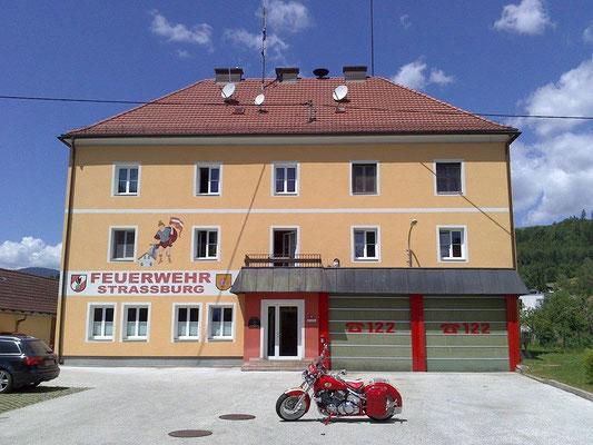 Feuerwehr Strassburg