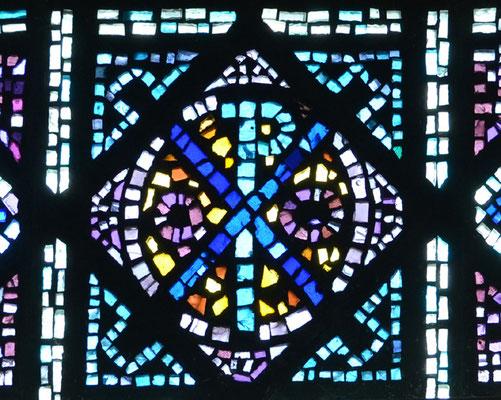Vitraux de Jean Gaudin- Eglise de Dancourt