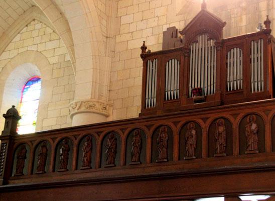 Eglise de Croix-Moligneaux-Ph: Ch Sellez