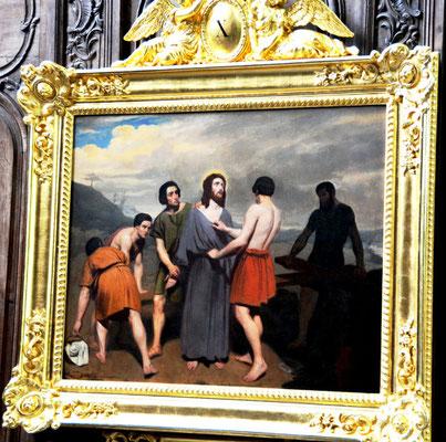 Jésus est dépouillé de ses vêtements