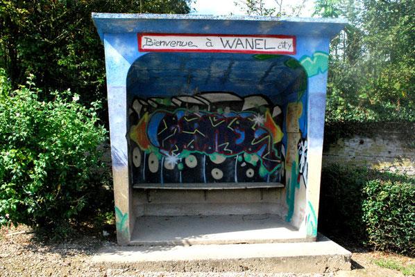 Wanel- Commune d'Hallencourt