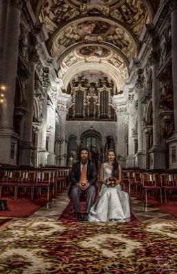 After Wedding shoot, das entspannte Shooting nach der Hochzeit