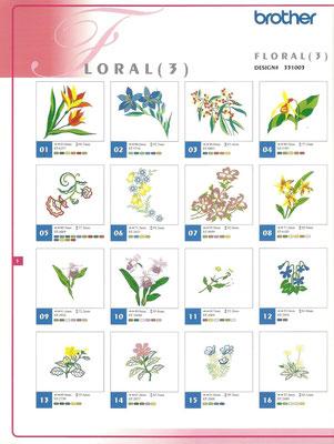 331003 Floral III