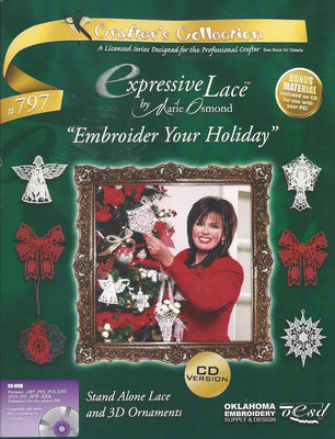 Expressive Lace by Marie Osmond #797