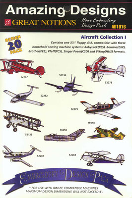 Aircraft Collection I - GN1016