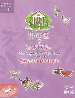 Home & Garden by Susan Branch #770