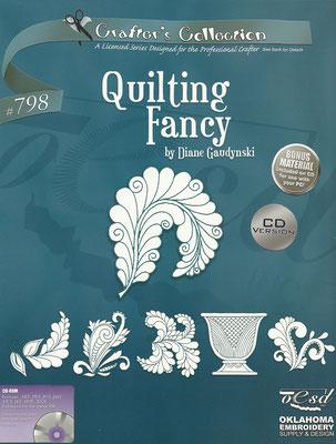 Quilting Fancy by Dianne Gaudynski #798