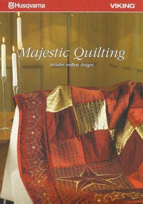 Husqvarna Majestic Quilting #206