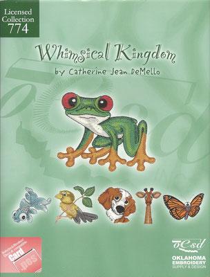Whimsical Kingdom #774