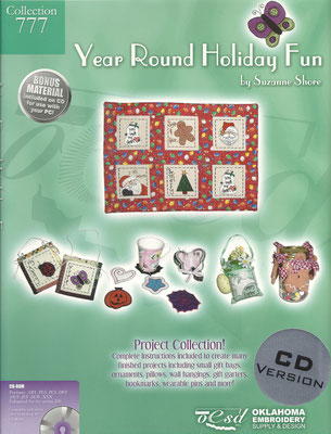 Year Round Holiday Fun by Suzanne Shope #777