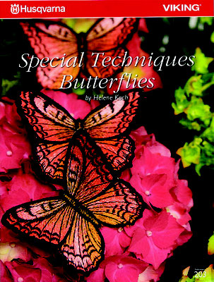 Special Techniques Butterflies by Helene Koch