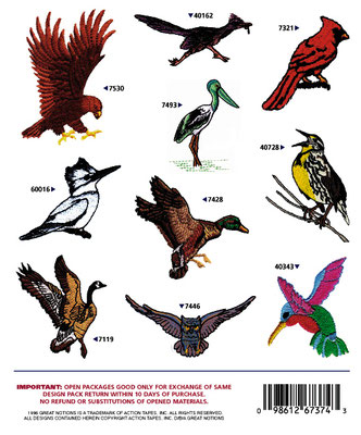 Birds Collection I
