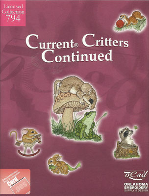 Current Critters Continued #794