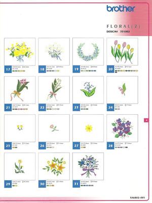 331002 Floral II-2