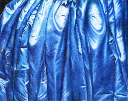 26 x 20 cm - Buntstift auf Papier - 2012