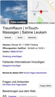 Referenz TraumRaum Felsberg