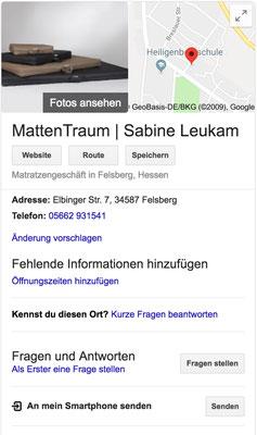 Referenz MattenTraum Felsberg